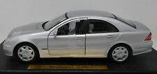 1/18 Anson Collectibles Mercedes-Benz C-Class in silver 30390