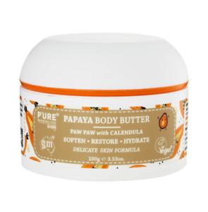 P'URE Papayacare Baby Papaya Body Butter (Calendula with Paw Paw) - 100g