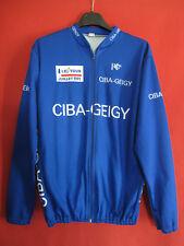 Maillot Cycliste CIBA GEIGY Manche Longue Tour France 1991 vintage - 5