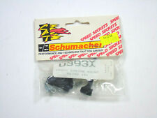 U393X Schumacher Vintage RC Spares Front Engine Mount Fits: Nitro 10 New In Pack