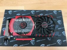 MSI NVIDIA GeForce GTX 960 (4096 MB) (4G) GIOCO GTX960 Scheda Grafica