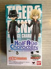 New Seal Tiger & Bunny Vol. 2 Half Age Characters Bandai Box Mini Action Figures