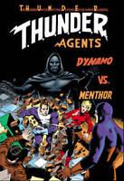 NEW T.H.U.N.D.E.R. Agents Classics Volume 1 by Larry Ivie