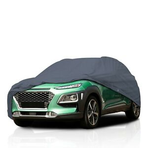 [CSC] 4 Layer Semi Custom Fit Full SUV Car Cover for Pontiac Vibe 2003-2010