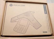 POLYCOM CX3000 IP CONFERENCE PHONE 2200-15810-025 FOR MICROSOFT LYNC- Brand New