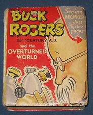 Buck Rogers And The Overturned World Big Little Book #1474