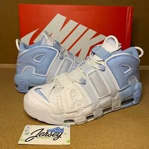 Nike Air More Uptempo Psychic Blue Size 10 UNC DJ5159-400