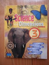 Science Dimensions 3 with CD