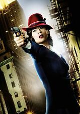 Agent Carter - A4 Glossy Poster - Film Movie Free Shipping #80