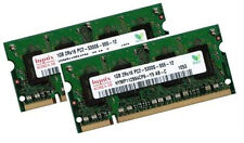 2x 1GB 2GB DDR2 HYNIX 667 Mhz Apple MacBook 1,1 2,1 RAM 2006 / 2007 Speicher
