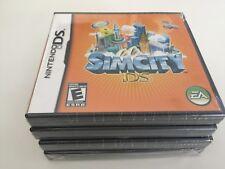 Sim City DS (Nintendo DS, 2007) DS NEW