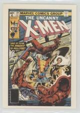 1990 Comic Images Covers Series 1 #38 The Uncanny X-Men #129 Non-Sports Card 0c4