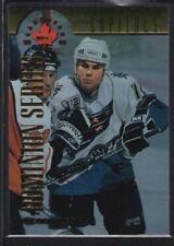 ADAM OATES 1997/98 DONRUSS CANADIAN ICE #78 DOMINION CAPITALS SP #112/150