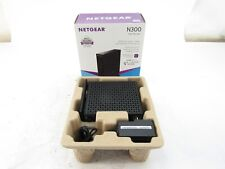 Netgear N300 WiFi Cable Modem Router
