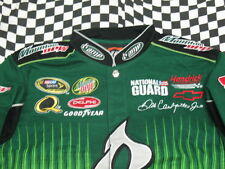 Dale Earnhardt Jr Green AMP KIDS/YOUTH Jacket! Size SMALL