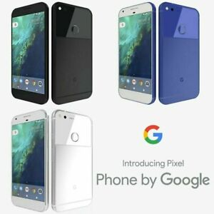"Google Pixel 5.0"" 32GB /128GB Unlocked GSM 4G LTE T-Mobile Vodafone Smartphone"
