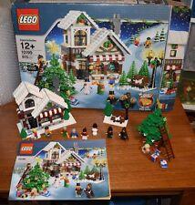 LEGO Seasonal Winter Village Toy Shop (10199) Christmas Retired Rare Complete