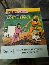 March Of Comics Space Family Robinson Lost In Space No.352