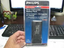 PHILIPS 8mm Camcorder Rechargeable Battery Pack SBV1550S01