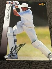 Stephen Fleming Select 1997 New Zealand Cricket Card