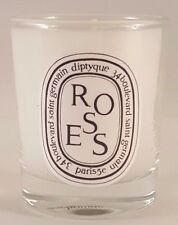 DIPTYQUE CANDLE * ROSES * QUEEN OF FLOWERS!!