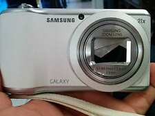 Samsung Galaxy EK-GC110 16.3 MP Digital Camera - White