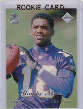 RANDY MOSS 1998 ROOKIE CARD Minnesota Vikings Football RC New England Patriots