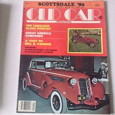 Old Car Illustrated Magazine Fabulous Glass Pontiac May 1980 060117nonrh2