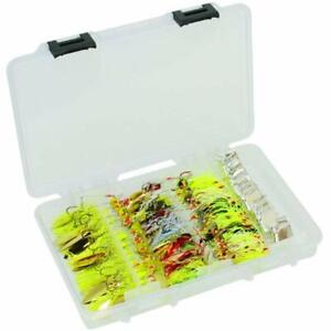 FTO Spinnerbait/Buzzbait Tackle Box 3700 Size Fly Boxes & Storage Fishing Sports