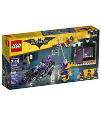 Lego Batman Movie moto felina de Catwoman