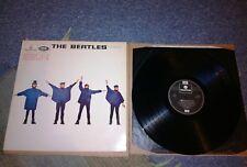 "The beatles - help - 12""lp 1984 vgc/ex.con yex168-4/169-3"