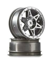 ARRMA Wheel Front RAIDER Chrome AR510040