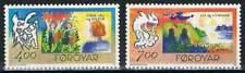 Faeroer/Faroer postfris 1995 MNH 278-279 - Europa