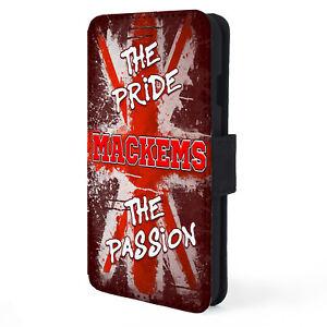 Sunderland iPhone Case Football Flip Phone Cover Pride & Passion Retro Gift PR60