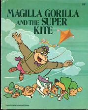 MAGILLA GORILLA AND THE SUPER KITE (1976) Wonder Book