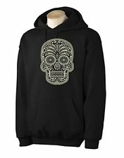 SUGAR SKULL HOODIE - Gran Calavera Eléctrica Day of the Dead - Choice of Colour