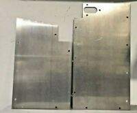 Land Rover Series 1 86/88/107/109 Pair Of Floor Plates Replacement Panels 306907