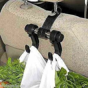 Car Hook Hanger For Vehicle Car Seat Headrest
