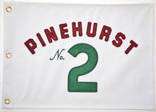 PINEHURST NO. 2 Applique GOLF FLAG
