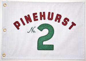 PINEHURST NO. 2 Applique GOLF FLAG