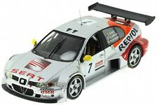 SEAT TOLEDO GT #7 TEST DAY 24H SPÄ 2003 DUEZ DE CASTRO LAVIEILLE IXO GTM094 1/43