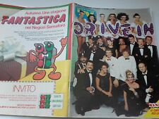 Sorrisi e Canzoni TV_1987_n 43_DRIVE IN_SANDRO CIOTTI_STEPHANIE monaco_BEE GEES