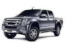 Isuzu D Max / Holden Colorado / RA7 2007-2009 Factory Repair Manual