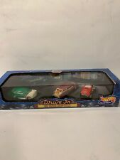 1999 Hot Wheels Collectibles 100% Drive In 3-Car Set Merc, Buick, Ford Hot Rod