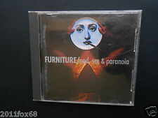 furniture food sex & paranoia song for a doberman friend of a friend rare cd gq