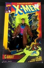 """10"""" TOY BIZ THE X-MEN DELUXE EDITION MARVEL COMICS GAMBIT"""