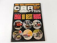 Vintage Original January 1967 Car Craft Magazine Automotive Custom Car Mods