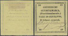 Columbia Cundinamarca - Used Stamp D53