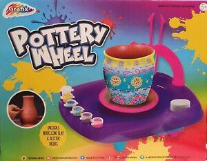 Grafix Pottery Wheel Playset