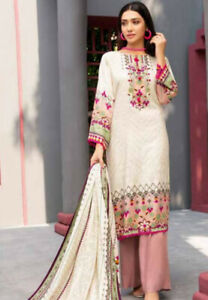 Ittehad Fall'20 Linen Series Stitched Original Suit